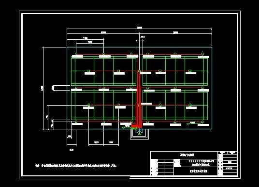 羽毛球场设计图纸 室外羽毛球场设计图 羽毛球场地平面图 羽毛球场