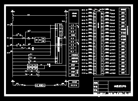 电流互感器三相电表接线图