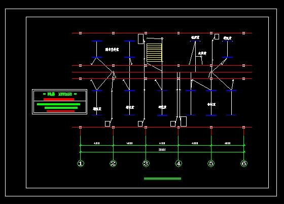 建筑图纸设计_co土木在线(原网易土木在线)三角架电工图片