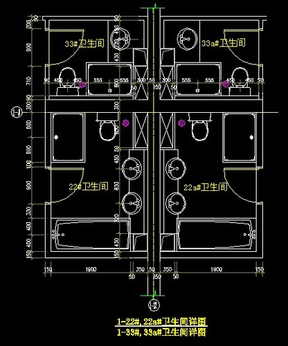 某公共下载卫生间平面图_cad木梳建筑图纸v木梳图纸图片