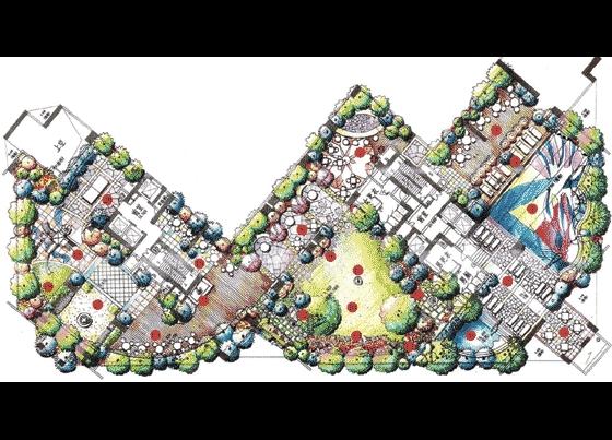 深圳朗钜图纸在线图纸_co土木设计(原网易土木cad打印小区如何放大图片