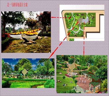 相关专题:居住区绿地设计效果图a的设计图设计本效果