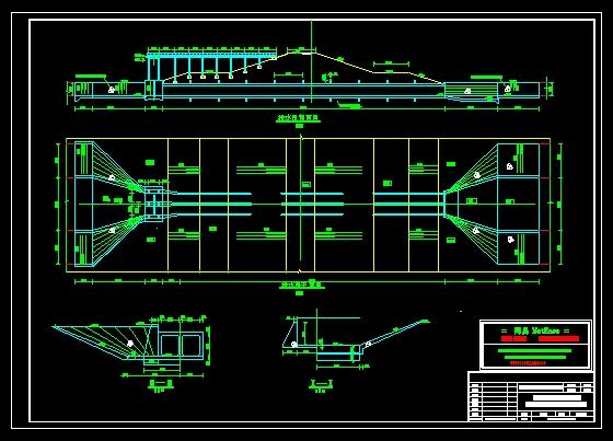 水闸设计图