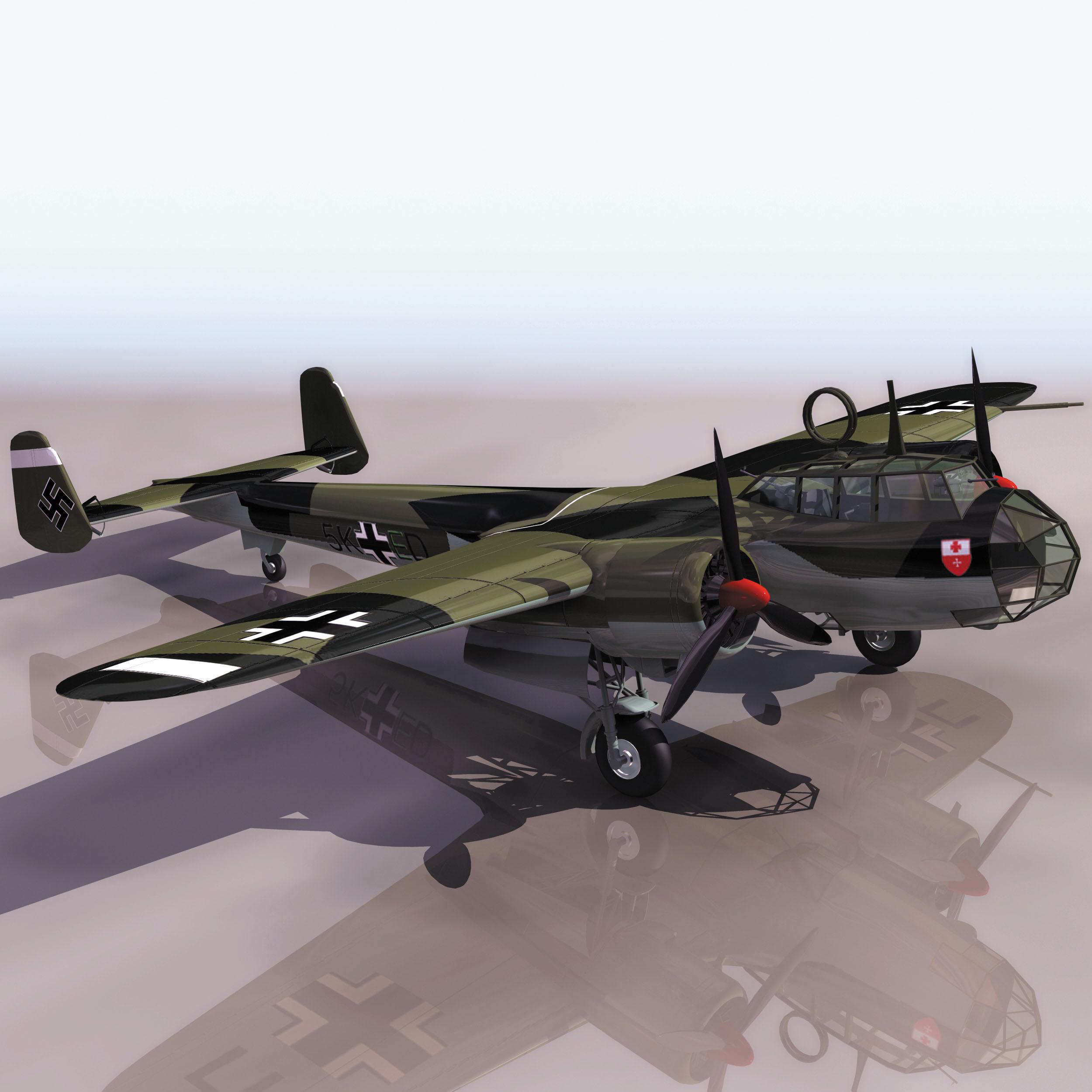 战斗机模型
