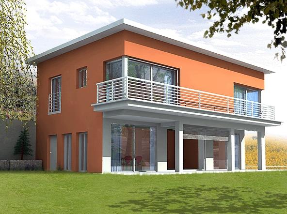 室外建筑教程