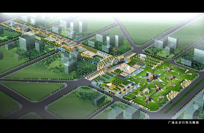 规划图 城市规划