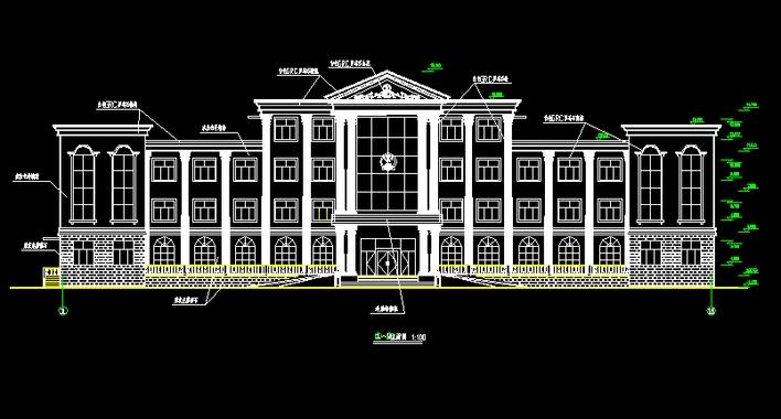 三层办公楼效果图,三层办公楼效果图大全免费下载