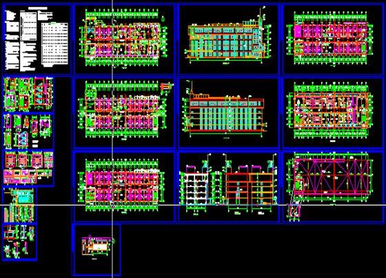 xx县医院综合专业楼大学学3d设计的病房有哪些方面图片