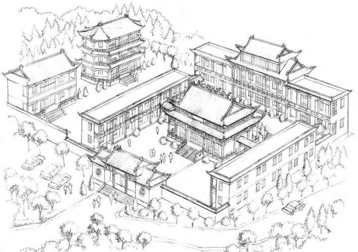 也叫佛光寺; 【其它】古代建筑设计图(随时补充);