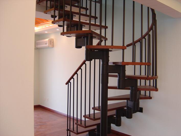 楼梯模型_cad图纸下载-土木在线