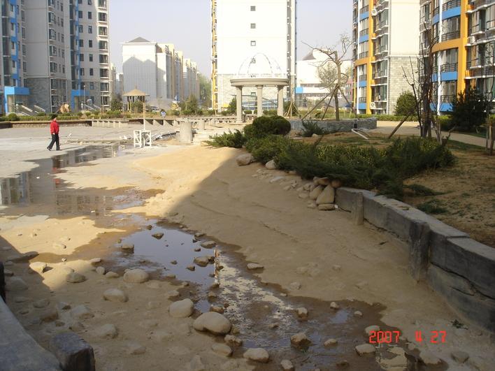 图纸 园林设计图  景观制作             秦皇岛滨海城小区