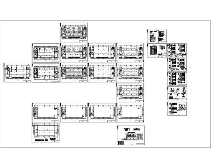 弱电,消防电气图等 相关专题:车间电气图车间电气施工图定制衣柜设计