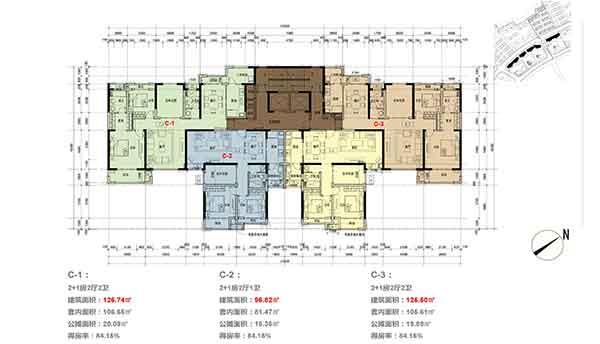 住宅户型图