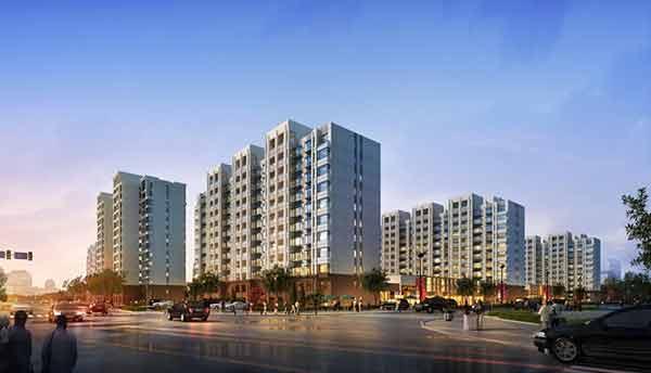 【北京】欧式文本高层规划住宅区混合及塑料建筑设计单体风格(含茶杯方案多个模具设计图片
