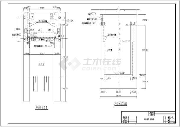 长沙县水竣工全套工程坝橡胶渡河报告水闸及图3d资料图纸图片