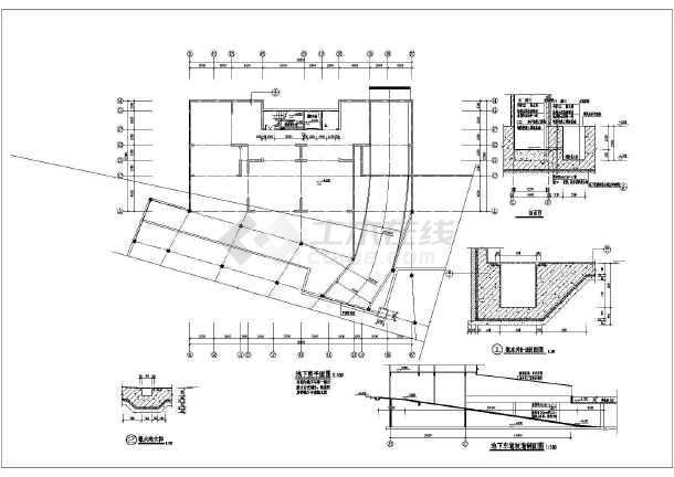 某十八层剪力墙一梯四户住宅建筑施工图