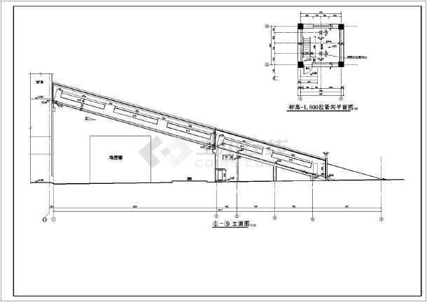 装修皮带:图纸输送机栈桥结构钢结构通廊设计木专题施工图钢济南r3线评标设计相关公示图片