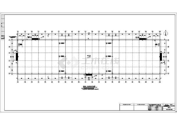 剖面图,,混凝土结构设计说明,钢结构设计说明基础结构平面图,砼短柱