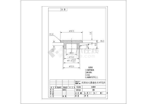 上传时间:2015-11-16 所属分类:室内设计cad素材 装修方案节点详图