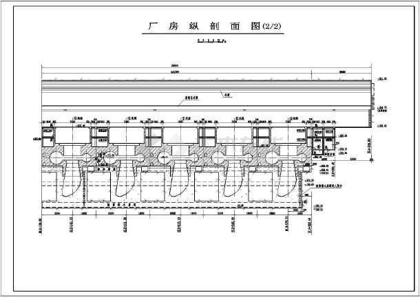 水电站地下式发电图形厂房布置图_cad图纸下cad线与平行结构图片