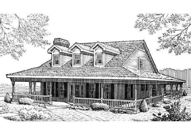 图纸 建筑图纸  效果图  别墅效果图  手绘别墅效果图集  手绘别墅