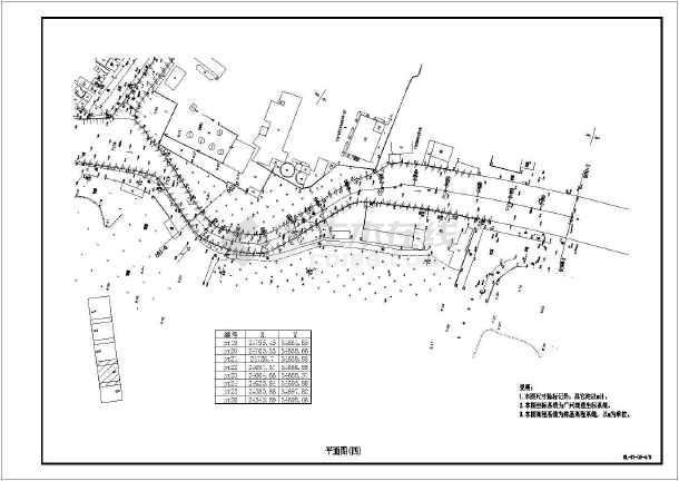 2km长河道清淤疏浚工程全套设计图纸图片3
