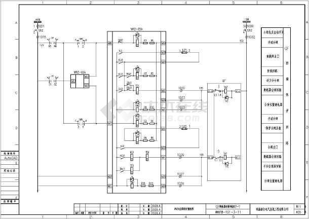南昆铁路工程串联电容器补偿装置图