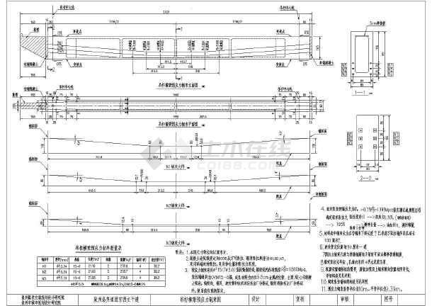 百琦湖大桥图纸全套钢管砼系杆图纸_cad拱桥学好下载怎么样cad图片