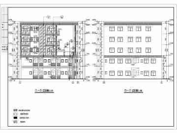 求100平方米出租房设计图 , 首层7米半乘11米,2层以上