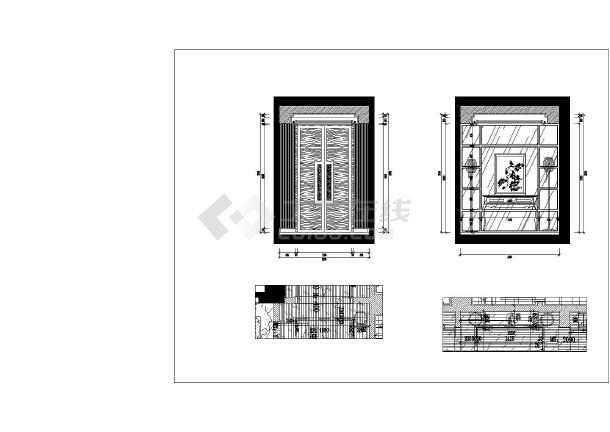四层别墅样板房装修图