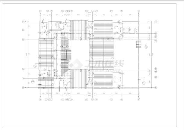 现代四合院设计图