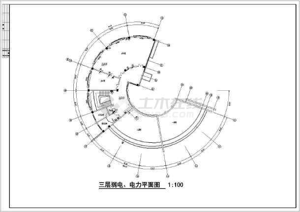 枫华源别墅区高级所电力v电力图纸图纸什么表示混凝土意思图片