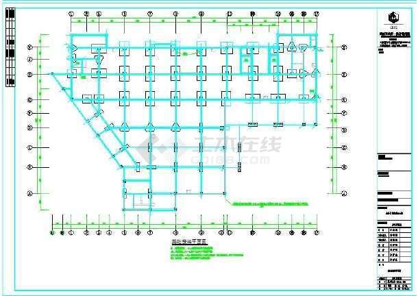 电气12层民用图纸全套设计施工医院(带地下室改装图纸驱逐