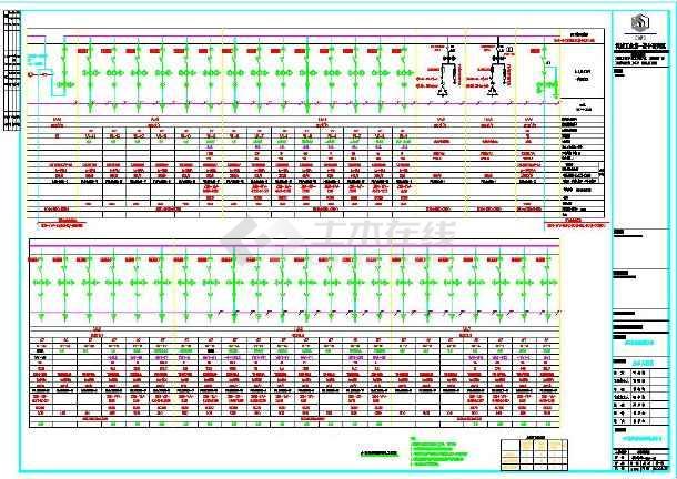 图纸12层民用电气图纸施工设计医院(带地下室全套是看怎么平面图