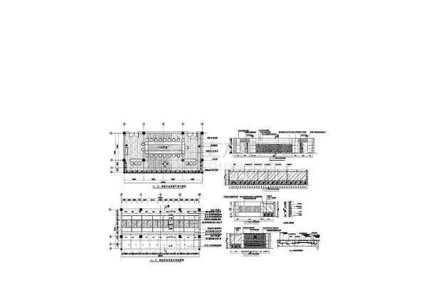 120平米房屋装修设计图
