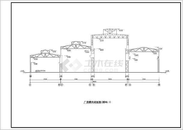 某的炼钢厂房(施工组织设计)文件-图2