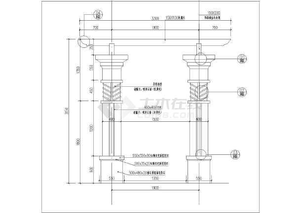 相关专题:廊架施工图弧形廊架单臂廊架施工图钢廊架施工图弧形楼梯施