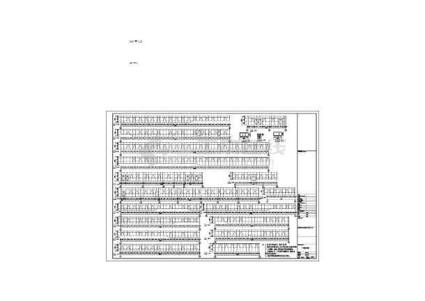 【杭州】某五层社区卫生服务中心建筑施工套图
