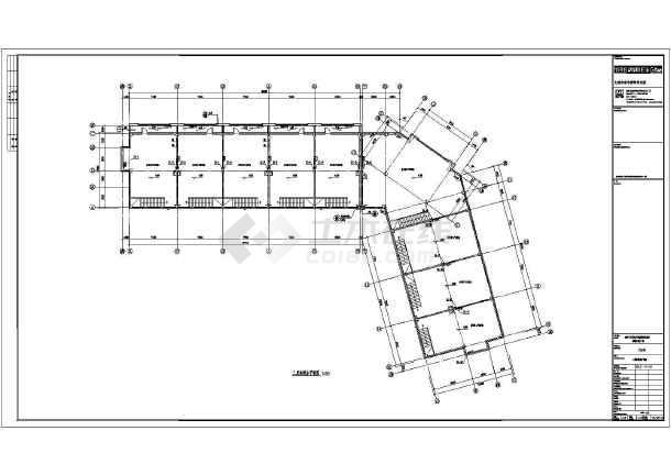 某小区十八层框架结构住宅楼给排水消防设计图