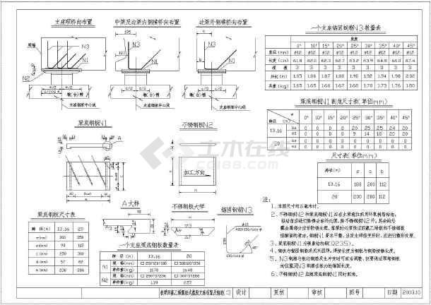 [板梁]公用构造图大全(内含22张图)-图1