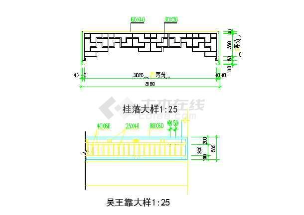 长方形100平方房屋设计图