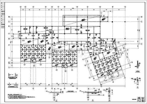 相关专题:框架结构幼儿园 二层框架结构施工组织设计 框架结构施工
