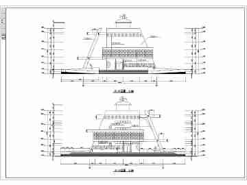 建筑施工图设计图纸