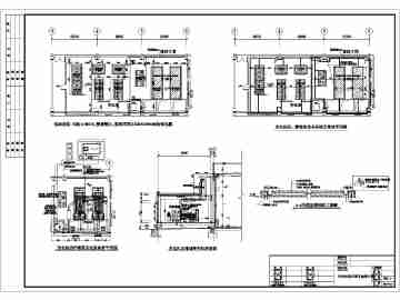 船舶发电机原理高清图片