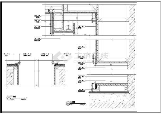 图纸 装修设计 别墅装修 欧式别墅装修 精装简欧风格五层别墅装修施工