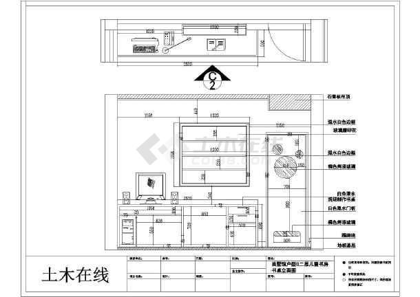 图纸 装修设计 别墅装修 欧式别墅装修 某奢华欧式家装设计完整施工图
