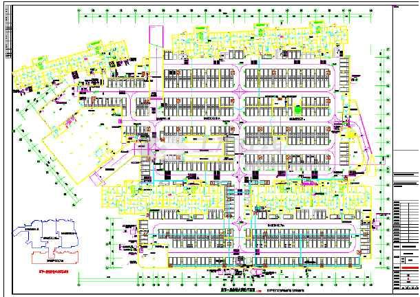 苏州中心地下停车地图