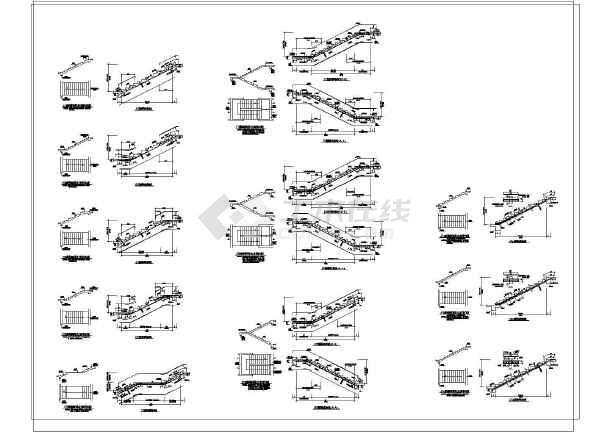 混凝土结构大样图纸设计(实用型)图片2