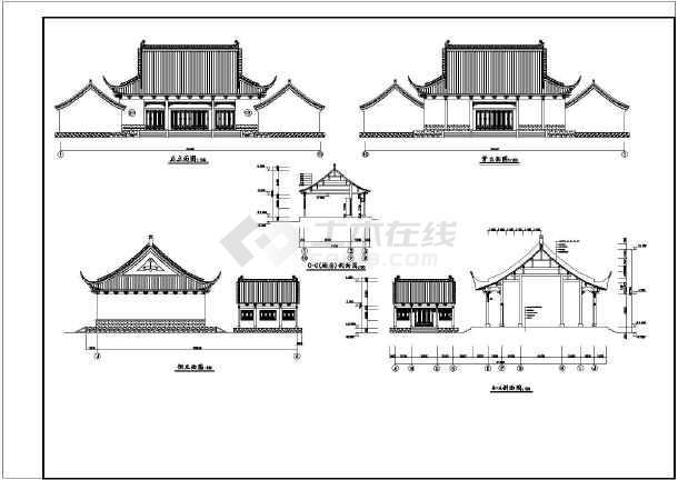 古代建筑设计_古代建筑设计大全免费下载_土木在线_第
