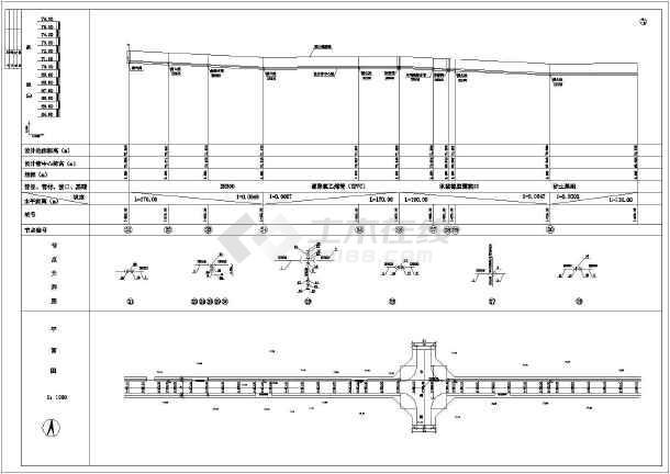 某市政道路工程供水管网专项设计图纸